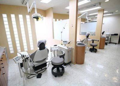 はぎわら歯科クリニック_診療室