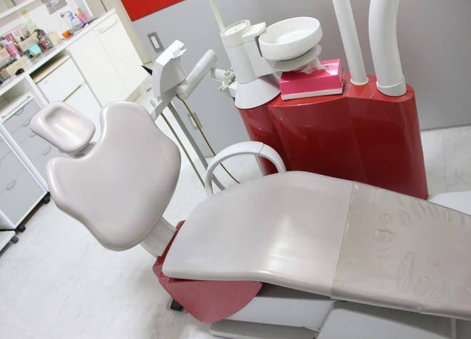かたやま歯科 診療台