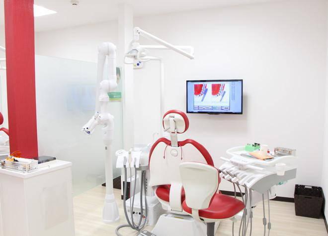 やすだ歯科 診療台
