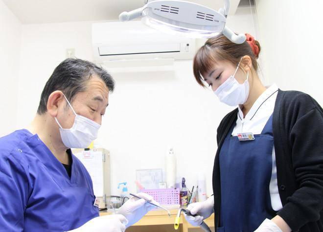 堀内歯科医院 治療風景