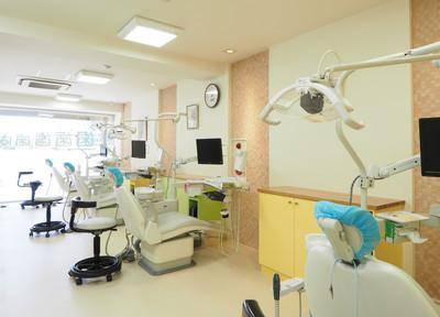 はじめ歯科医院中村橋 診療台