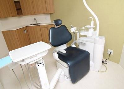 久里浜デンタルクリニック 診療台