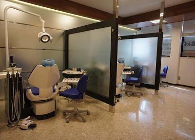 押上サンシャイン歯科_診療室