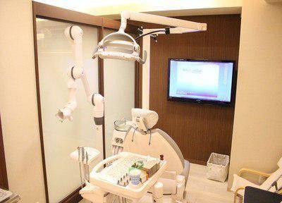 石井歯科医院 診療台