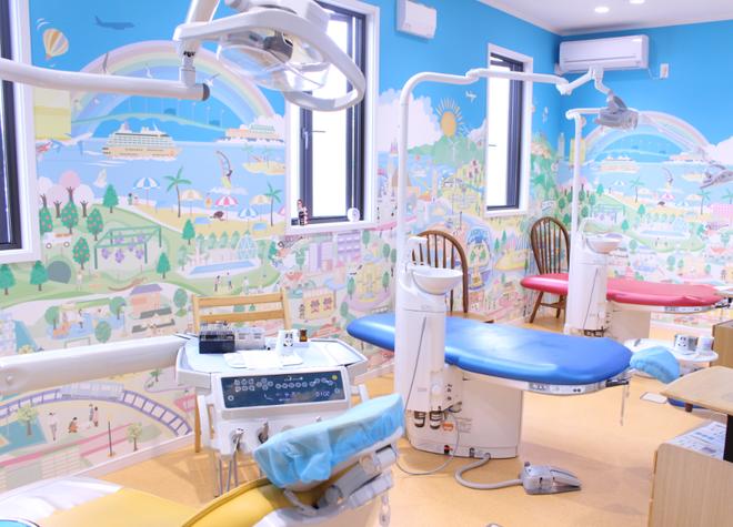 もちづき歯科医院 診療台