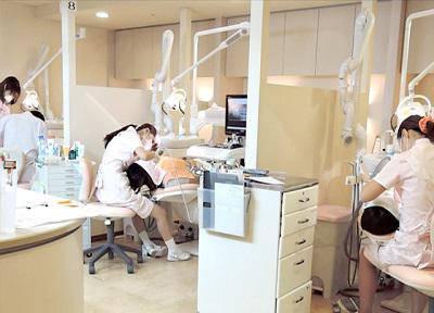 ふたば歯科クリニック川崎院_診療室