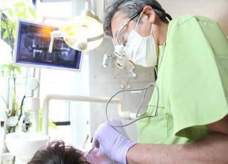 仲谷歯科クリニック 治療風景