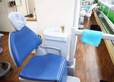 イタクラ歯科クリニック 診療台