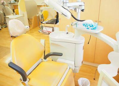 ささき歯科クリニック 診療台