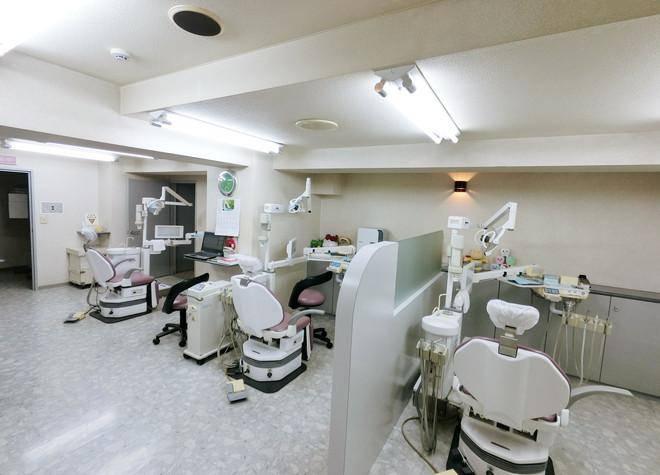 やわら歯科クリニック 診療台