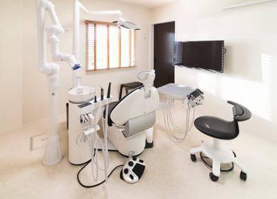 万代デンタルクリニック_診療室