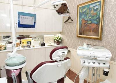 千代田ファーストビル歯科_診療室