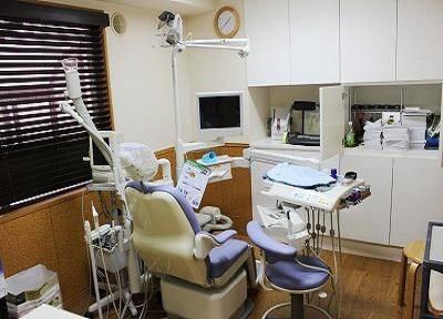 高柴歯科_診療室