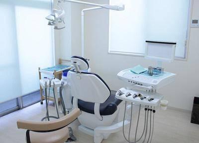 千代田ホワイト歯科_診療室