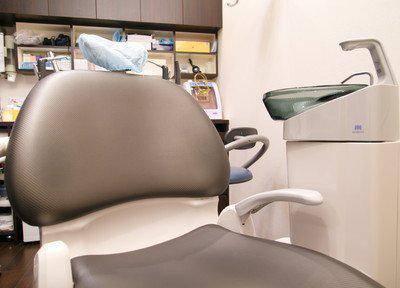 みやけ歯科医院 診療台