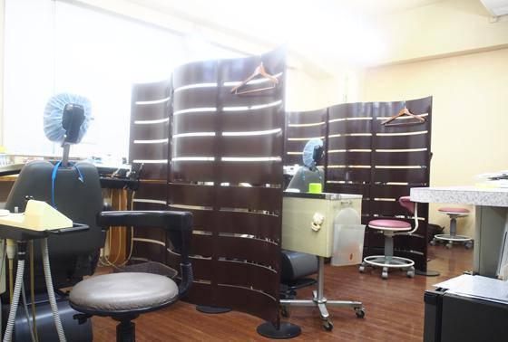 第一歯科 診療スペース