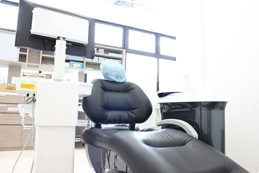 プラザ歯科クリニック 診療台