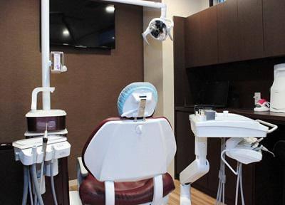 カラサワ歯科クリニック_診療室