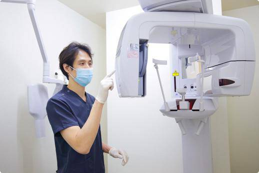 新宿御苑前歯科 歯科用CT
