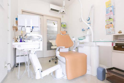 ライフデンタルクリニック 診療室