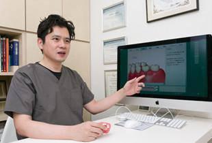 まこと歯科・矯正歯科 カウンセリング