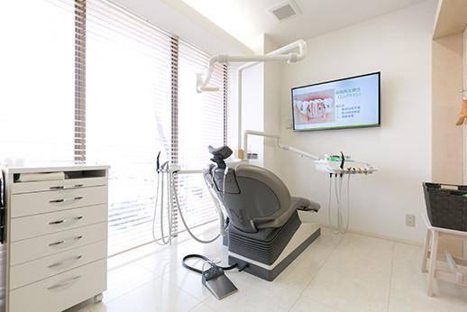 まこと歯科・矯正歯科 診療室