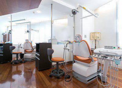 北歯科医院 診療台