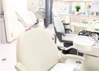 藤関歯科医院 診療台