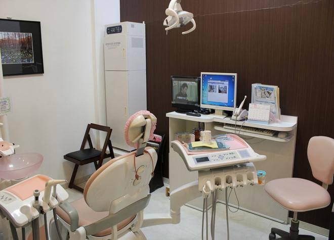 いとう歯科クリニック 診療台