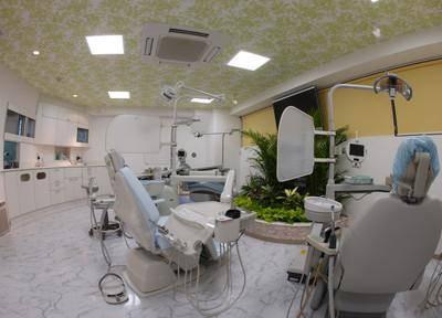 内山歯科医院 診療スペース