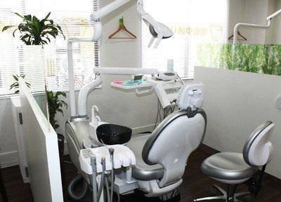 都島中通り歯科_診療室