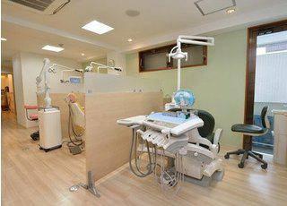 健デンタルクリニック 診療室