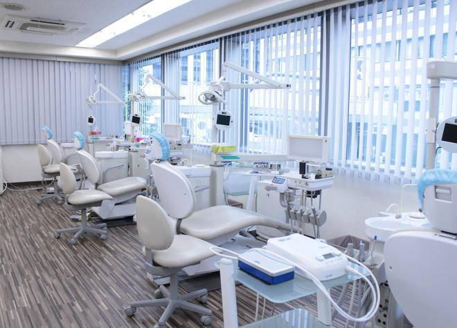 とがし歯科医院 診療台