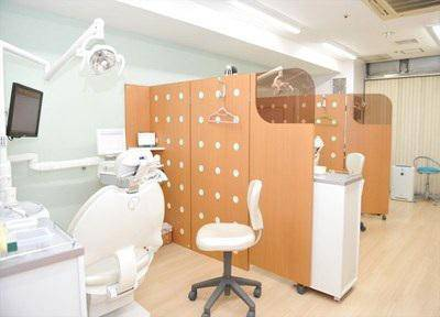 駅前本町歯科_診療室