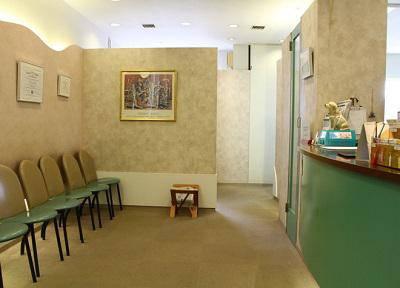 アトレ恵比寿6階歯科_待合室