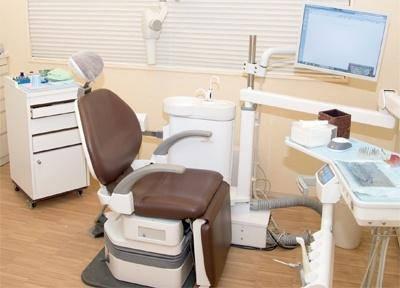 大谷歯科クリニック 診療台