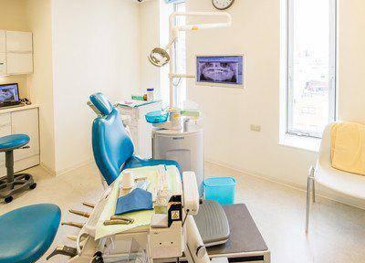Luz大森アプル歯科医院  診療台