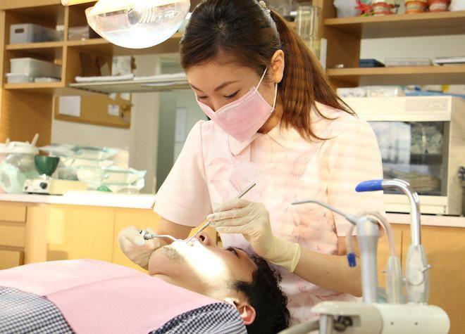 サン横浜歯科矯正クリニック 治療風景