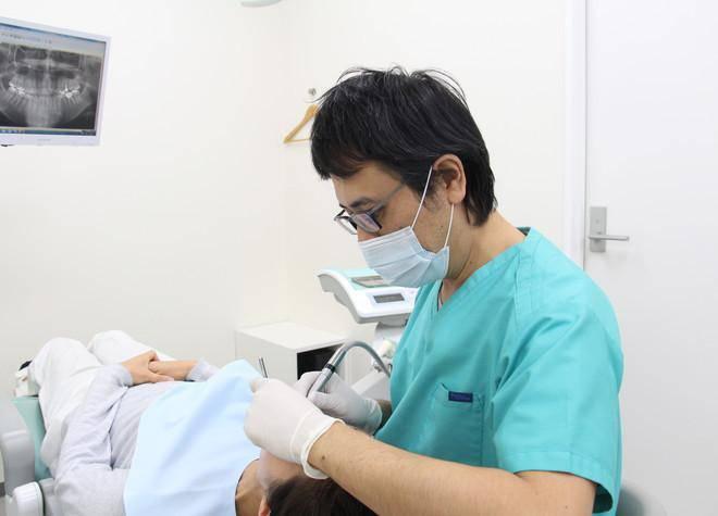 松原歯科クリニック 治療風景