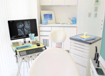 いそむら歯科医院 診療台