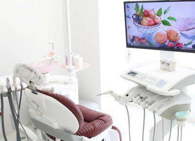 有支会歯科 診療台