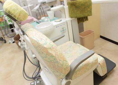 クリスタル歯科 診療台