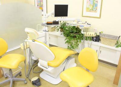 井上歯科医院 診療台