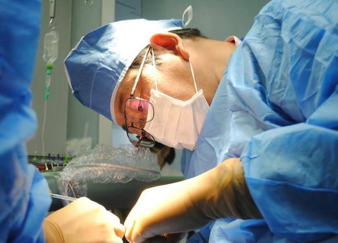 名越歯科 治療風景