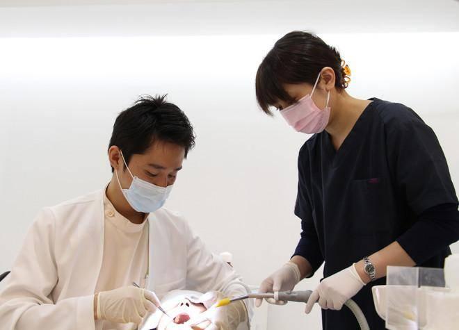 ヴェリ歯科クリニック 治療風景