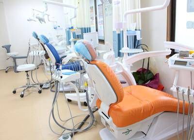細田歯科医院 診療台