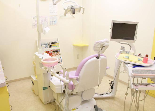 高円寺デンタルクリニック 診療台