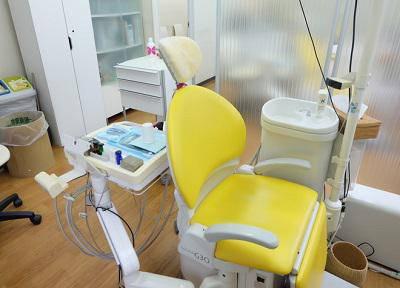 上荻歯科医院_診療室
