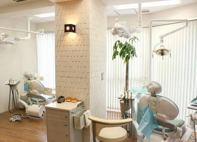 とみた歯科医院 診療台