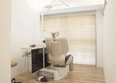 アウリィ歯科クリニック 診療台